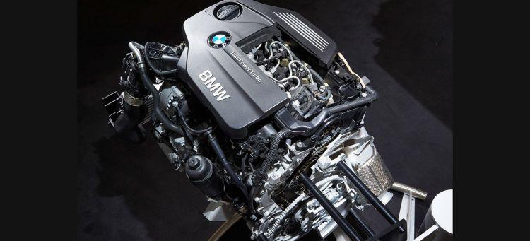 Bmw Diesel Motor