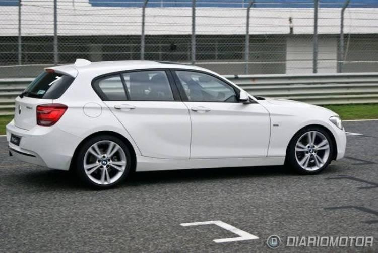 Más motores para el nuevo BMW Serie 1: 116d EfficientDynamics, 120d, 125i y 125d
