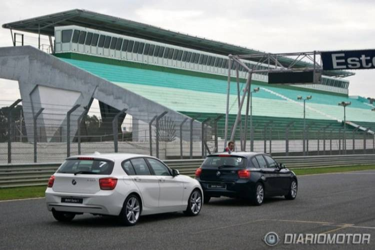 BMW Eco Race EfficientDynamics en Estoril