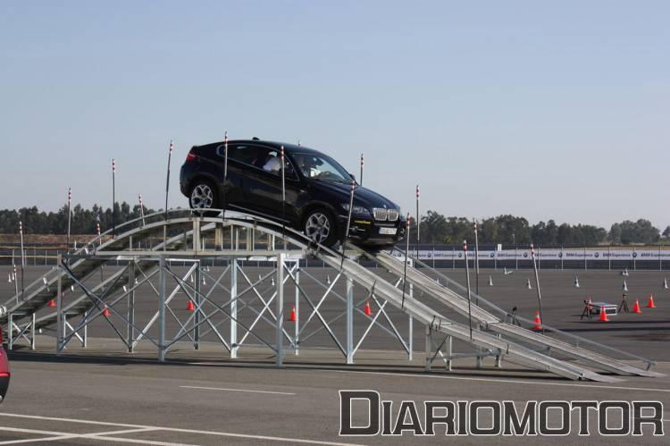BMW Experience (I): Pruebas antes de salir a pista