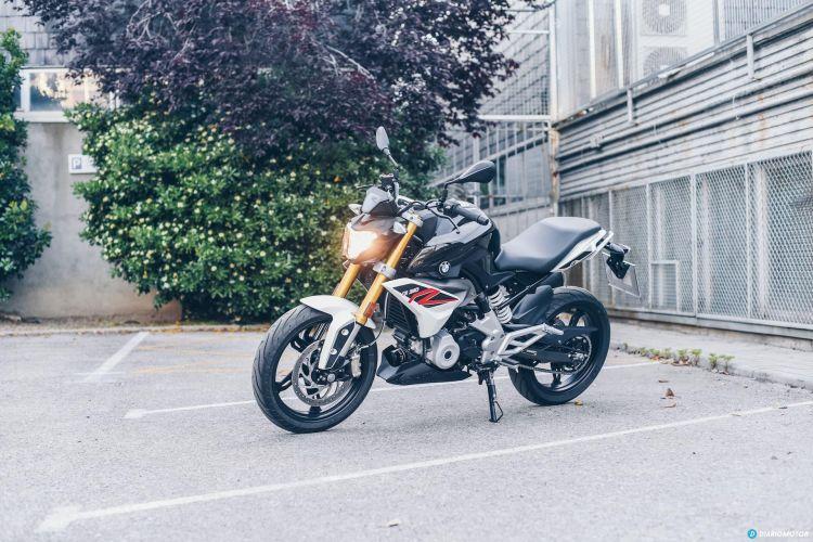 Bmw G310 R Prueba 17