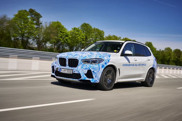 Bmw I Hydrogen Next Test Carretera 02