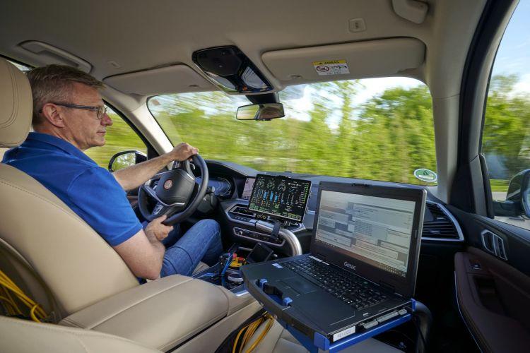 Bmw I Hydrogen Next Test Carretera 08