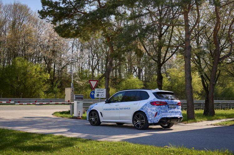 Bmw I Hydrogen Next Test Carretera 11