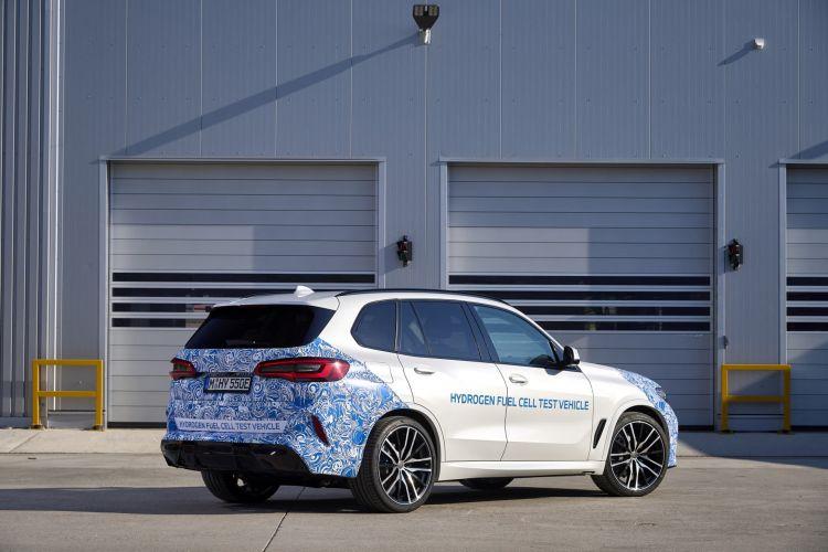 Bmw I Hydrogen Next Test Carretera 15