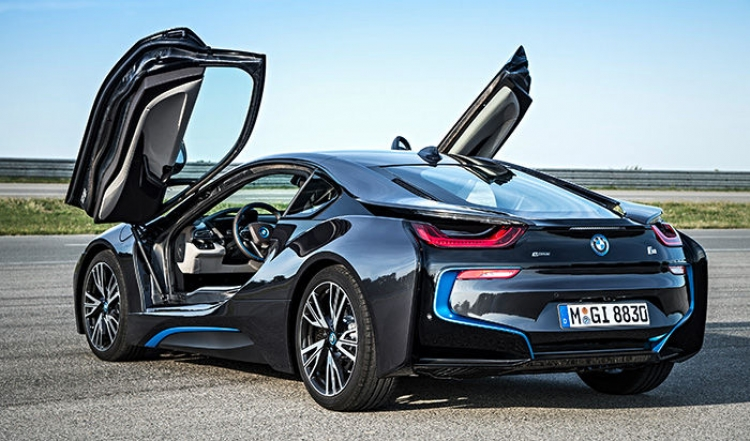 BMW i8: 129.900 euros en España