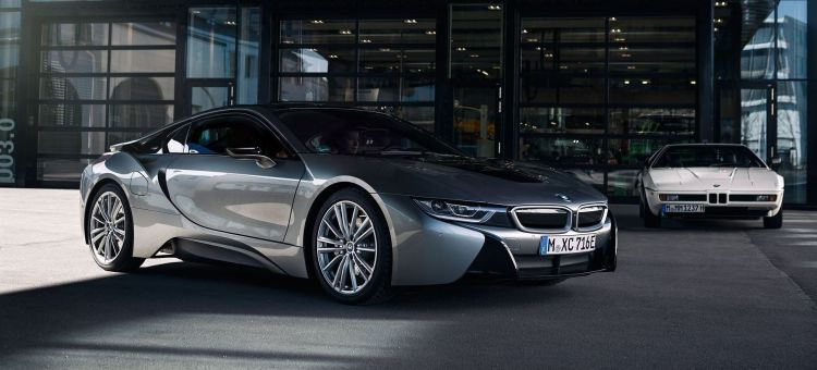 Bmw I8 Fin Produccion P