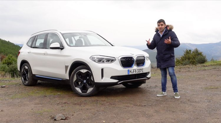 Bmw Ix3 2021 Prueba Video Portada