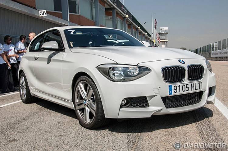 BMW Serie 1 3p y Serie 3 Touring Circuito del Jarama