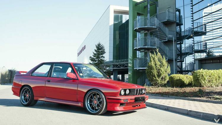 Bmw M3 E30 Tuning Dm 2