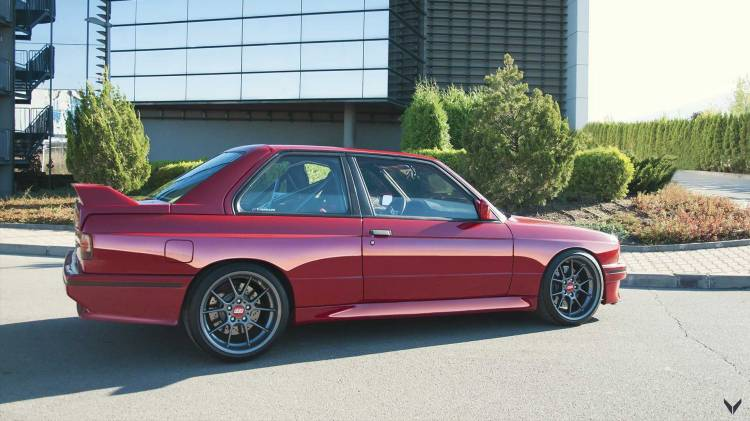 Bmw M3 E30 Tuning Dm 5