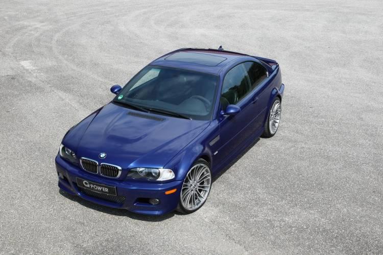 BMW M3 E46 G-Power