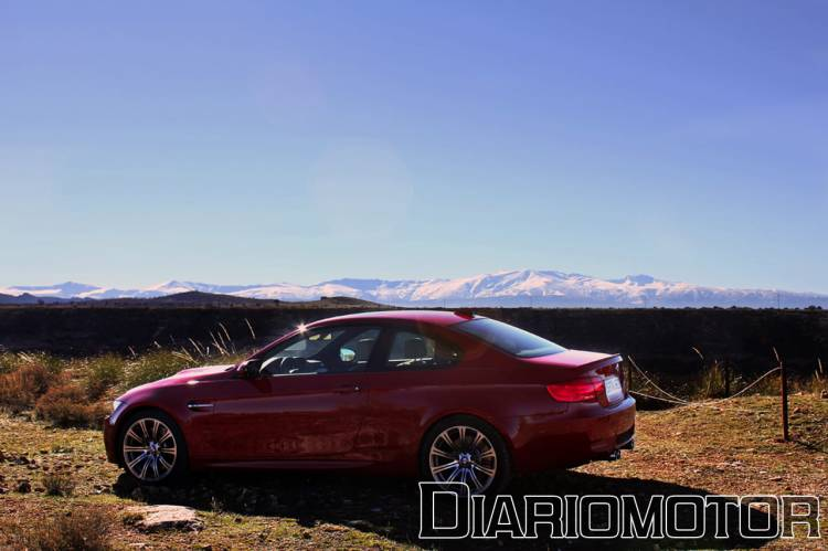 BMW M3 Coupé DKG, a prueba