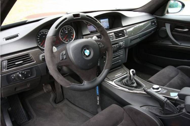 BMW M3 Touring con el motor V10 del M5