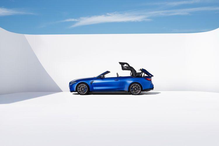Bmw M4 Competition Cabrio 2021 0521 009
