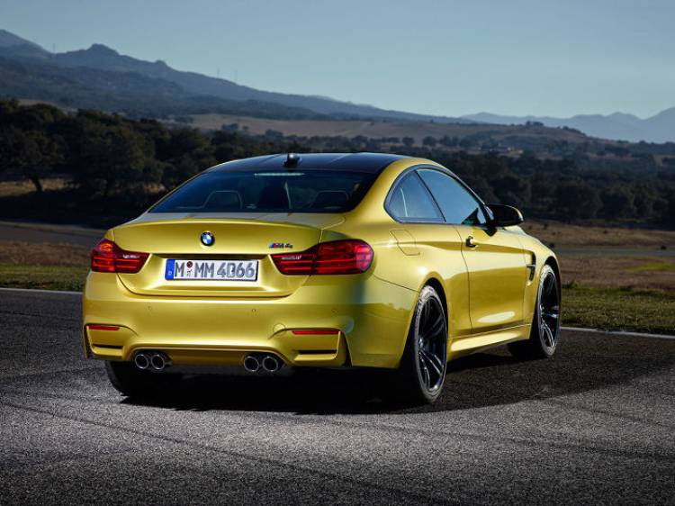 Música celestial: así suena el BMW M4 Coupé con los escapes Akrapovic
