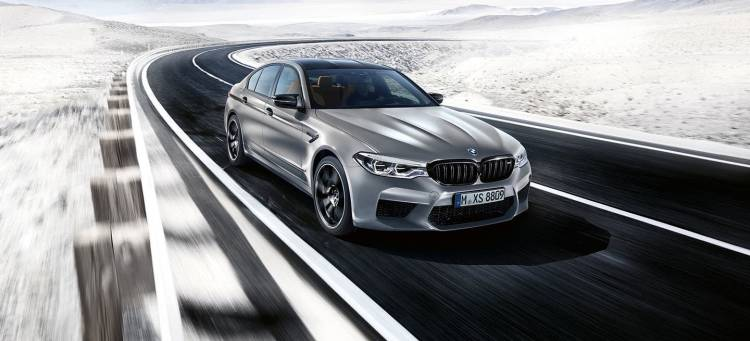Bmw M5 Competition 2018 18