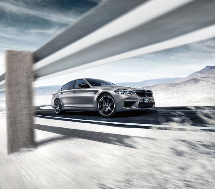 Bmw M5 Competition 2018 22