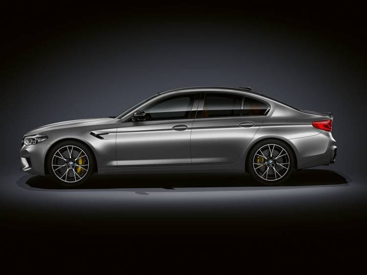 Bmw M5 Competition 2018 31