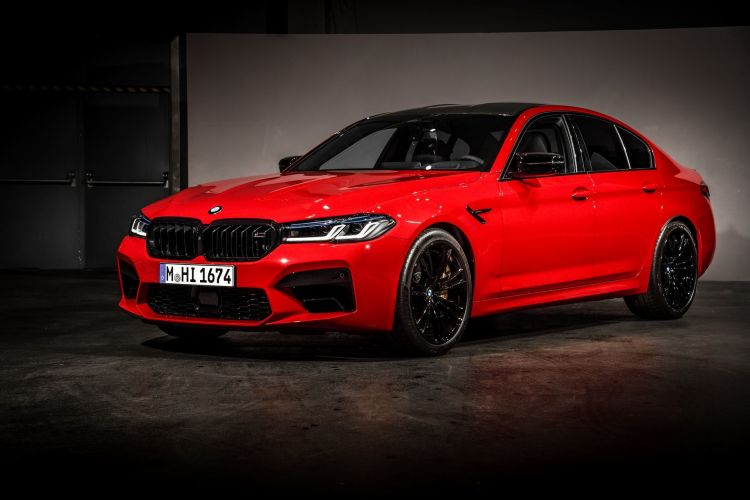 Bmw M5 Competition 2021 63