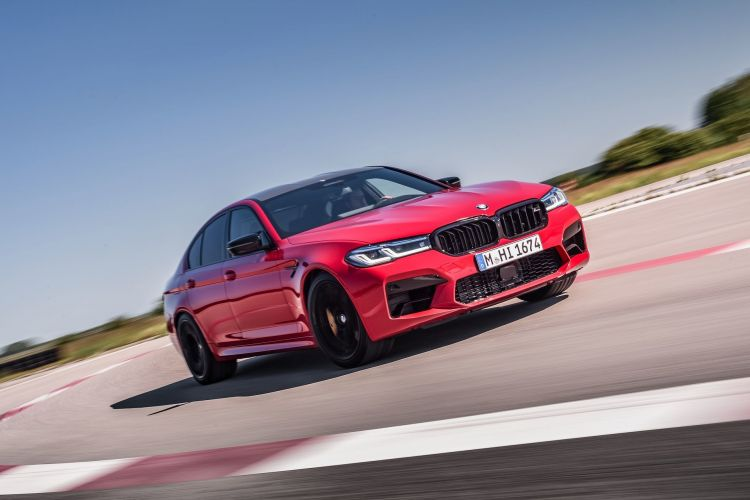 Bmw M5 Competition 2021 9