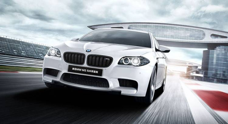 BMW M5 y M6 Gran Coupé