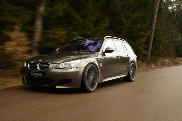 G-Power BMW Hurricane RS Touring