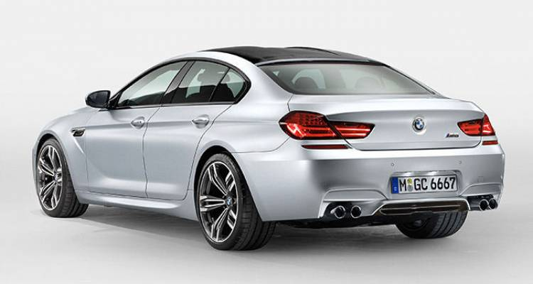 BMW M5 vs BMW M6 Gran Coupé