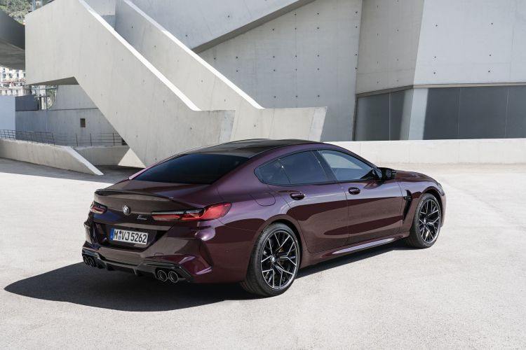 Bmw M8 Gran Coupe 57