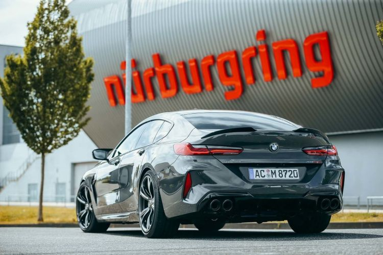 Bmw M8 Gran Coupe Ac Schnitzer 11