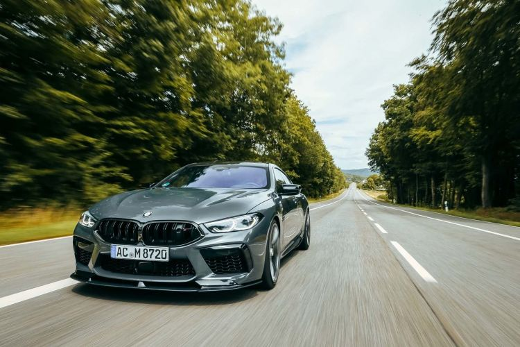 Bmw M8 Gran Coupe Ac Schnitzer 13