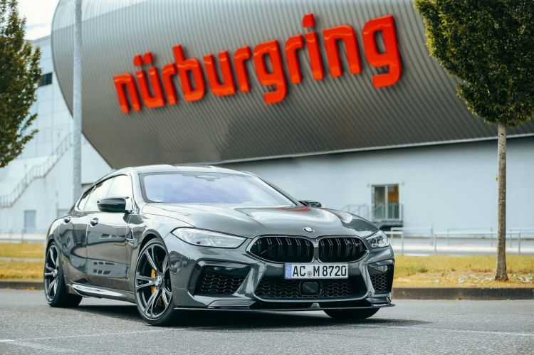 Bmw M8 Gran Coupe Ac Schnitzer 14