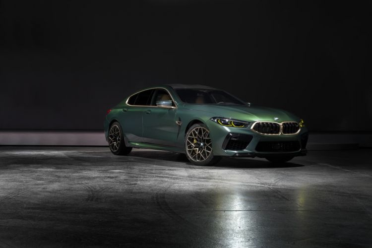 Bmw M8 Gran Coupe First Edition 17