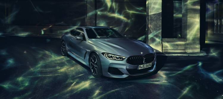 Bmw M850i First Edition P