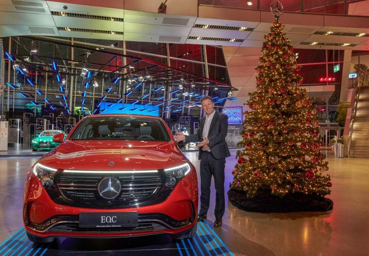 Bmw Mercedes Anuncio Navidad 01