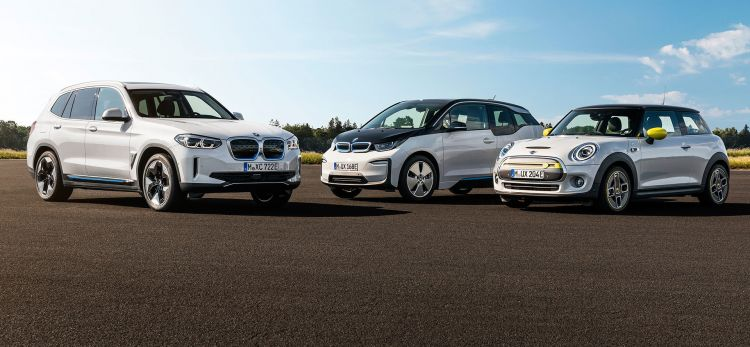 Bmw Mini Gama Coches Electricos