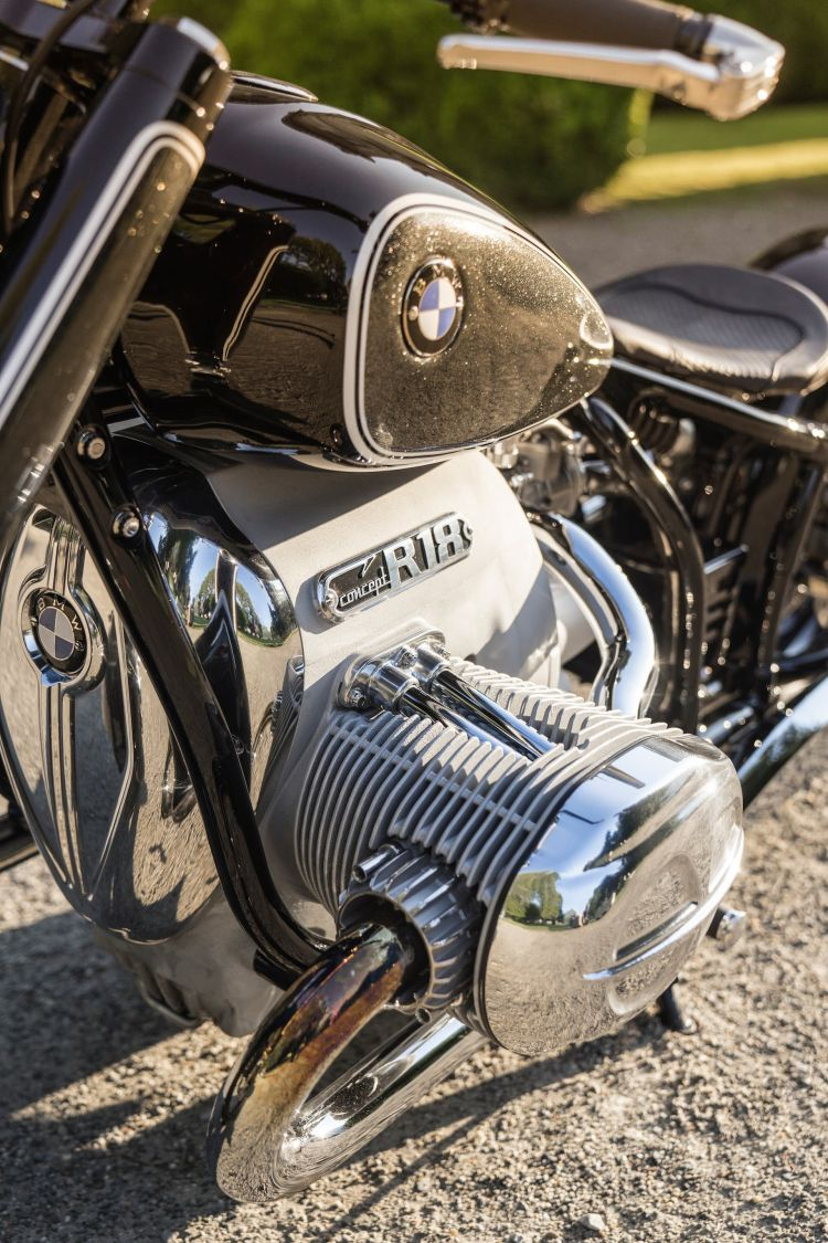 Bmw Moto Custom Dm 12
