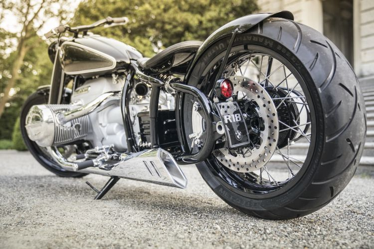 Bmw Moto Custom Dm 13
