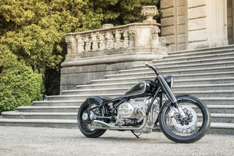 Bmw Moto Custom Dm 6