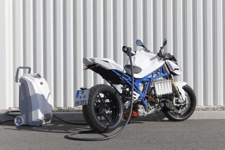 Bmw Moto Electrica Dm 1