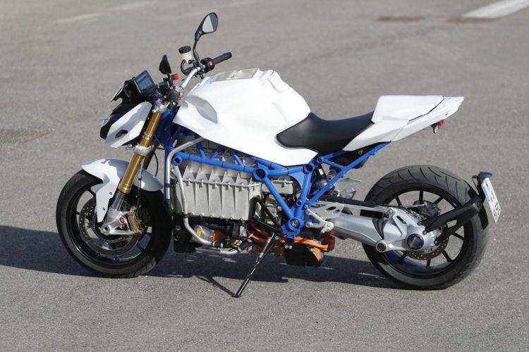 Bmw Moto Electrica Dm 4