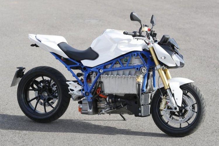 Bmw Moto Electrica Dm 6