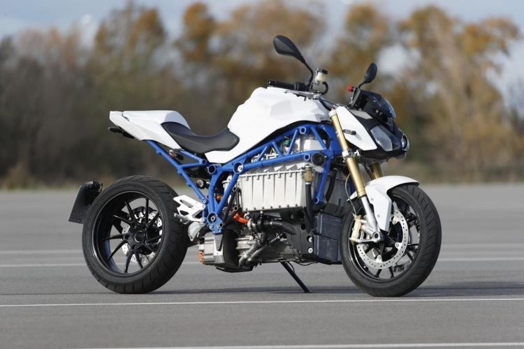 Bmw Moto Electrica Dm 7