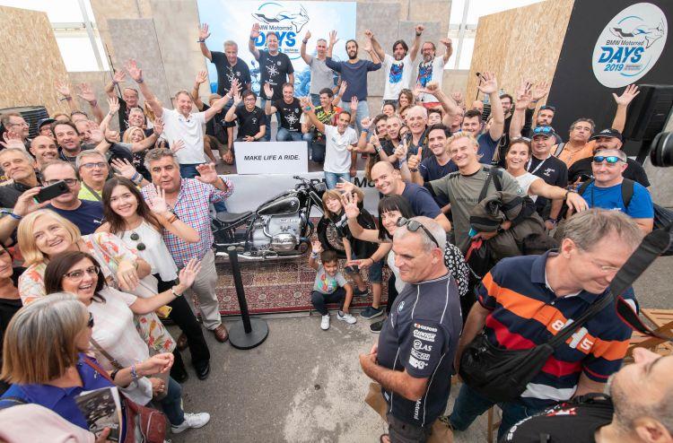 Bmw Motorrad Days 2019 Grupo