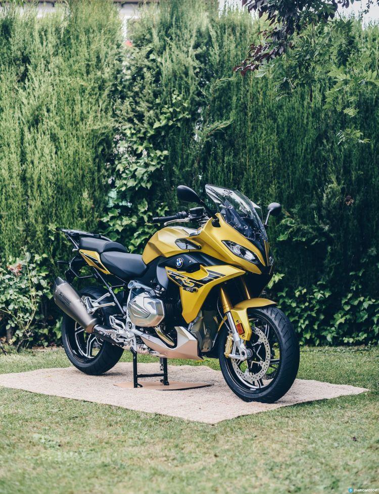 Bmw R 1250 Rs Prueba 1