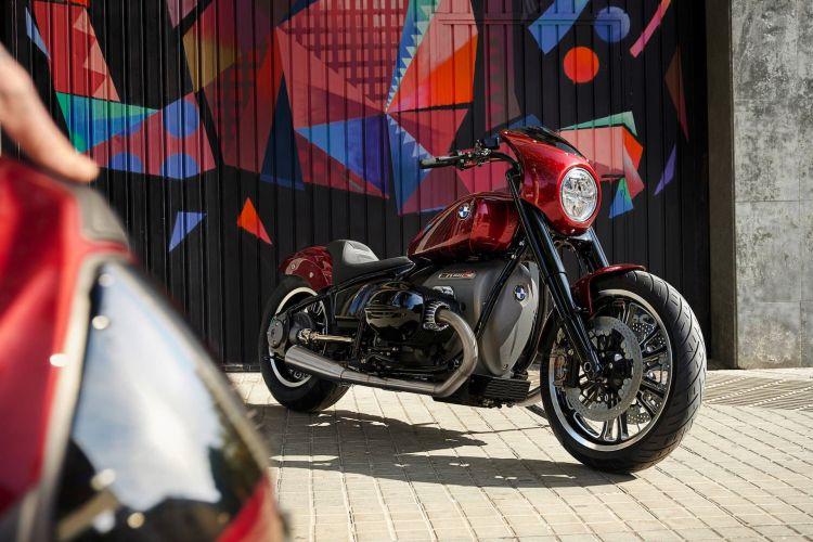 Bmw R18 2 Concept Dm P90375108 Highres Bmw Motorrad Concept