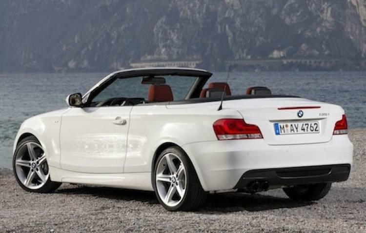 BMW Serie 1 Cabrio 2011