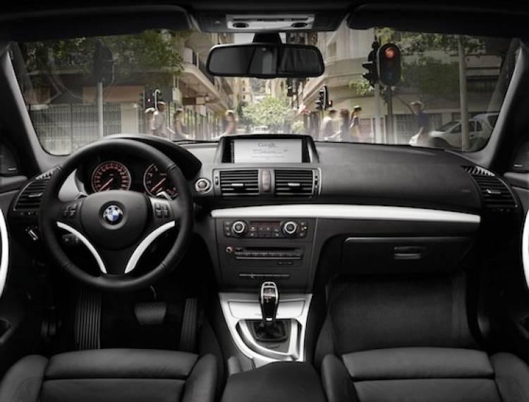 BMW Serie 1 Coupé 2011