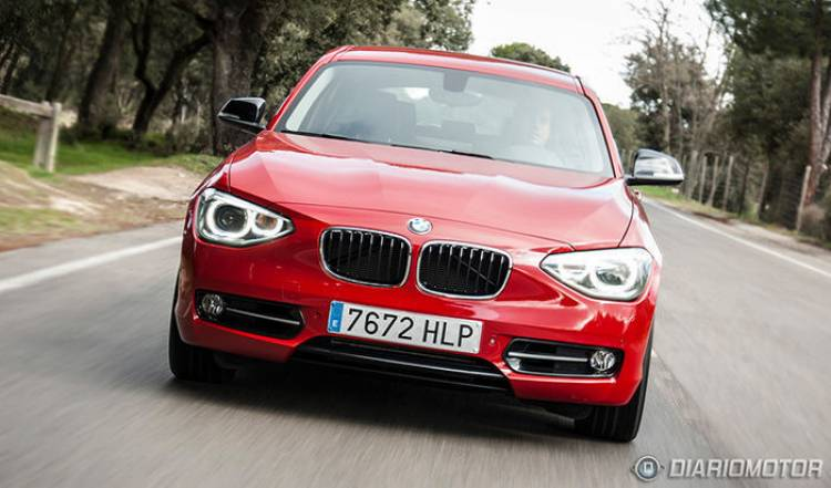 BMW podría presentarnos al Serie 1 berlina en 2017