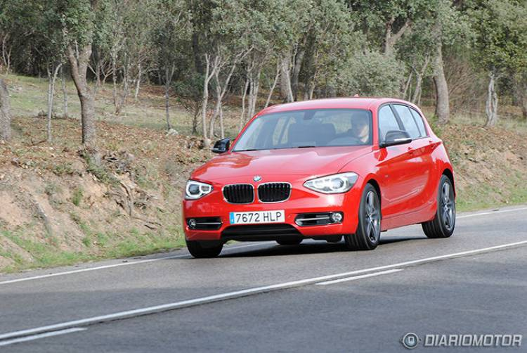 Prueba del BMW 118i Sport